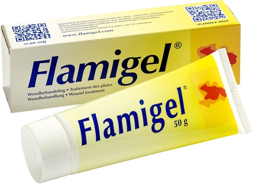 Flamigel Tube 50g | Brandwonden