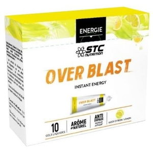 Over Blast Instant Energy Citron 10 Dosettes