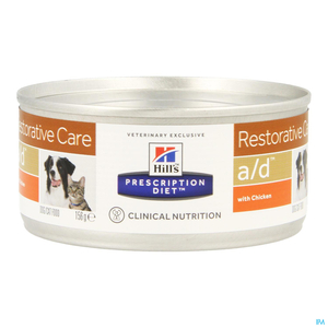 Hills Prescription Diet Canine-Feline AD 156g