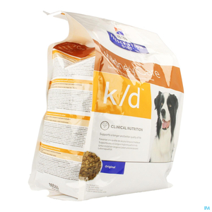 Hill's Prescription Diet Kidney Care K/D Chien 2kg
