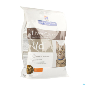 Hill's Prescription Diet Chat Poulet L/D 1,5kg