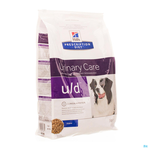 Hill's Prescription Diet Urinary Care Chien U/D 5kg