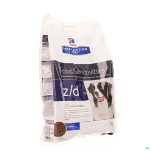 Hill's Prescription Diet Chien Z/D 3kg