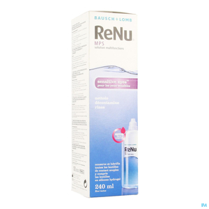 Bausch Lomb Renu Multi-Purpose Solution (MPS) 240ml