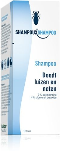 Shampoux Shampoo 150ml | Antiluizen