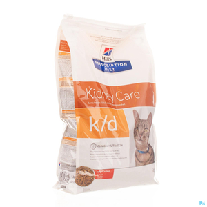 Hill's Prescription Diet Chat K/D Poulet 5kg