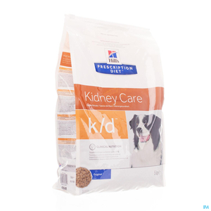 Hill's Prescription Diet Kidney Care K/D 5kg