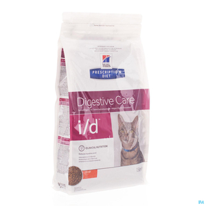 Hill's Prescription Diet Digestive Care I/D Chat Poulet 1,5kg