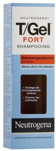 Neutrogena T Gel Fort Shampooing 125ml