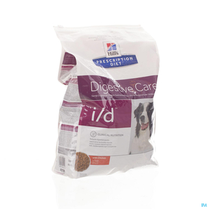 Hill's Prescription Diet Digestive Care Chien Poulet i/d  I,5kg