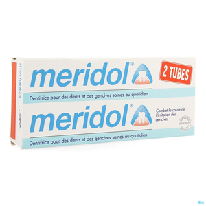 Meridol Dentifrice Protection Gencives Duopack 2 x 75ml