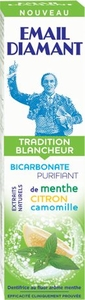 Email Diamant Dentifrice Blancheur Anti-Taches 50ml
