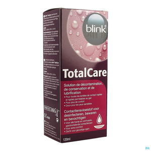TotalCare Désinfection Solution 120ml