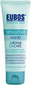 Eubos Sensitive Hand Repair & Care Crème 75ml