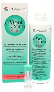 Menicare Plus Solution Multifonctions 250ml