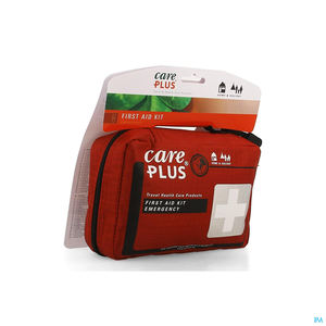 Care Plus First Aid Kit Emergency38321