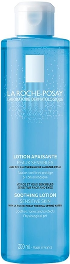 La Roche-Posay Fysiologische Verzachtende Lotion 200ml | Make-upremovers - Reiniging