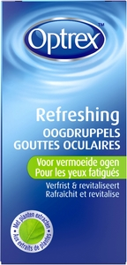 Optrex Refreshing Gouttes Oculaires 10ml