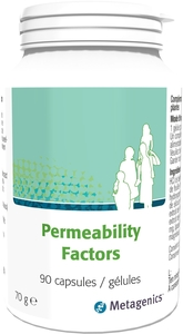 Permeability Factors 90 Gélules