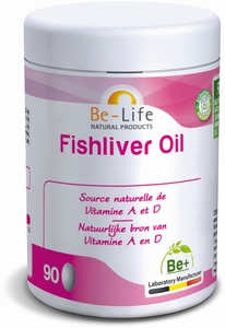 Be-Life Fishliver Oil 90 Gélules