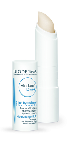 Bioderma Atoderm Hydraterende Stick Gedroogde Lippen 4g | Lippen