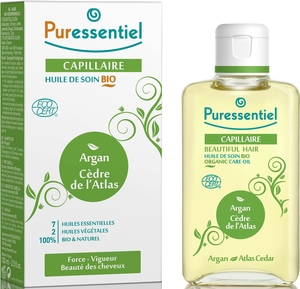 Puressentiel Bio Huile de Massage Argan-Cedre Atlas 100ml