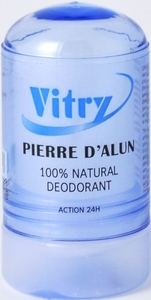 Vitry Déodorant Pierre Alun Naturel 60gr