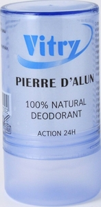 Vitry Déodorant Pierre Alun Naturel 120gr