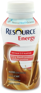 Resource Energy Drink Café 4x200ml