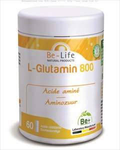 Be-Life L-Glutamin 800 60 Gélules