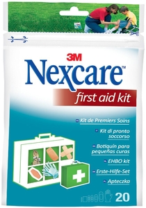 NexCare 3M First Aid Kit Bag
