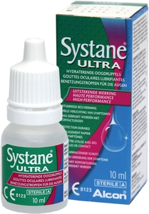 Systane Ultra Gouttes Oculaires Flacon 10ml