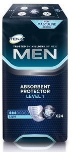 Tena For Men Level 1 24 Protections