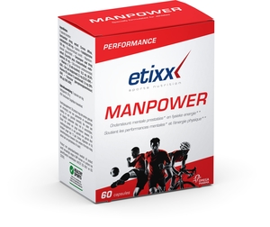 Etixx Man Power 60 Capsules