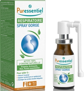 Puressentiel Spray Gorge 15ml