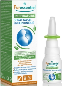 Puressentiel Respiratoire Spray Nasal 15ml