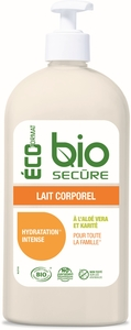 Bio Secure Lait Corporel Bio 730ml