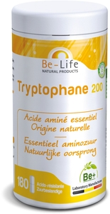 Be-Life Tryptophane 200 180 Gélules