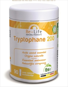Be-Life Tryptophane 200 90 Gélules