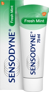 Sensodyne Fresh Mint Dentifrice 75ml