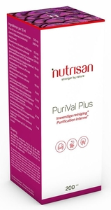 Nutrisan PuriVal Plus Sirop 200ml