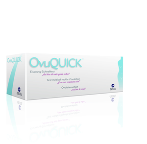 Ovuquick Test Ovulation 1