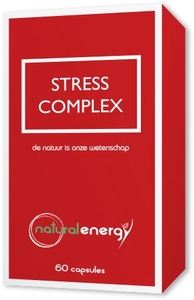 Stress Complex Natural Energy 60 Capsules