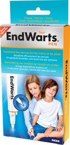 Endwarts Pen Anti-Verrues 3ml