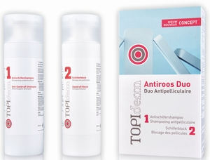 Topiderm Antipellilculaire Duo 2x200ml