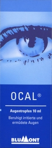 Ocal Hydra Gouttes Oculaires 10ml