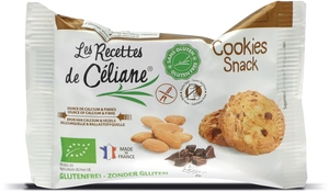 Celiane Cookies Snack Bio 50g