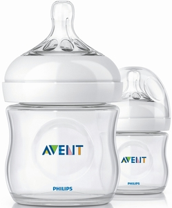 Avent Biberon Duo Natural 125ml
