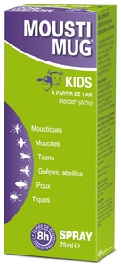 Moustimug Kids Spray 75ml