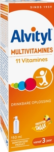 Alvityl Multivitamines Sirop 150ml